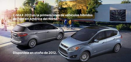 Ford abre las reservas del C-MAX híbrido en EEUU