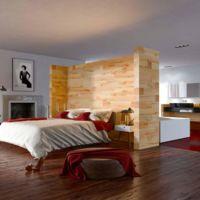 Craftwand, un sistema modular en madera, ideal para separar espacios