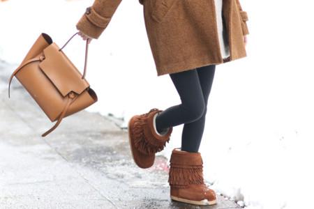 Los días más fríos se afrontan con mucho estilo