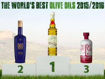 Estos nueve aceites de oliva españoles están entre los diez mejores del mundo