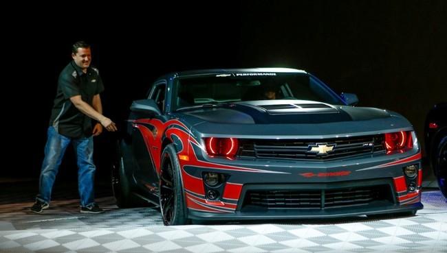 Chevrolet Camaro ZL1 SEMA Show