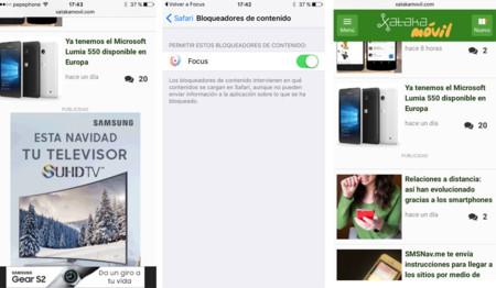 Focus para iOS