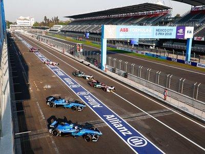 La FIA se empeña en usar el halo, pero en la Fórmula E hace la vista gorda con los cinturones