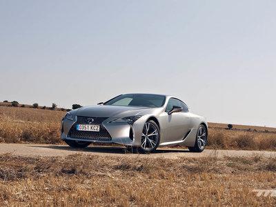 Probamos el magnífico Lexus LC 500. Y sí, un Lexus puede ser emocionante y deportivo