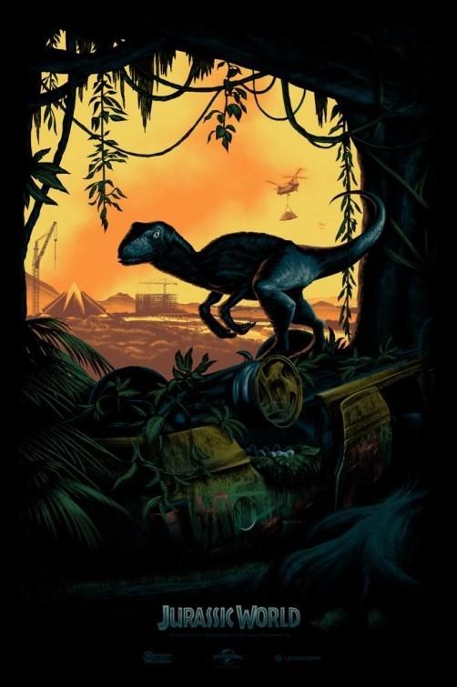 Foto de 'Jurassic World', carteles (2/6)