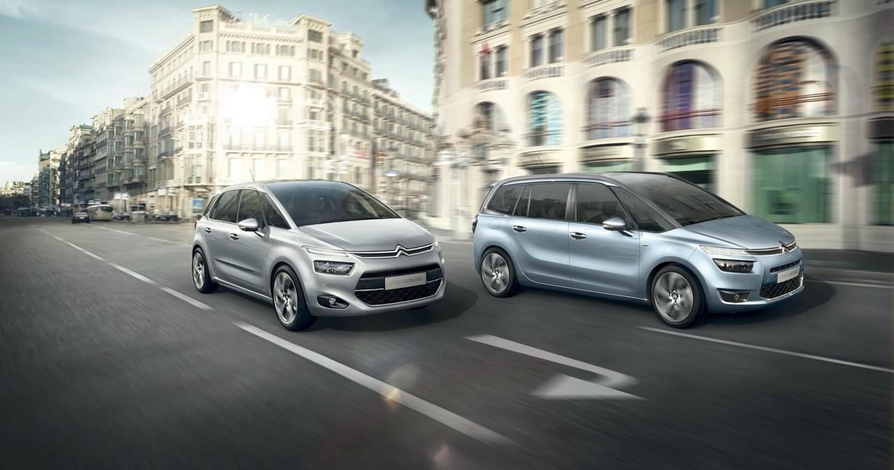 Foto de Citroën C4 Picasso y Grand C4 Picasso (45/152)
