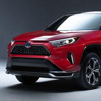 Toyota tiene listo al RAV4 Plug-in Hybrid para su estreno en noviembre