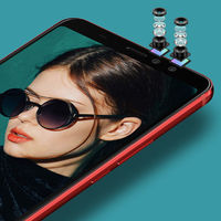 HTC U11 Eyes: la gama media de HTC se renueva con doble cámara frontal y estabilización óptica para la cámara trasera