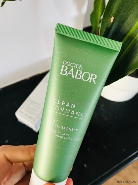 review clean formance babor