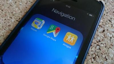 Google actualiza sus mapas con nuevo diseño y soporte para Uber y OpenTable