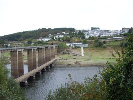 Portomarín, el pueblo que se hundió en el Miño