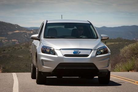 Toyota RAV4 EV Frontal
