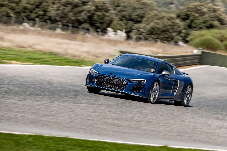 Foto de Audi R8 2019, toma de contacto (69/188)