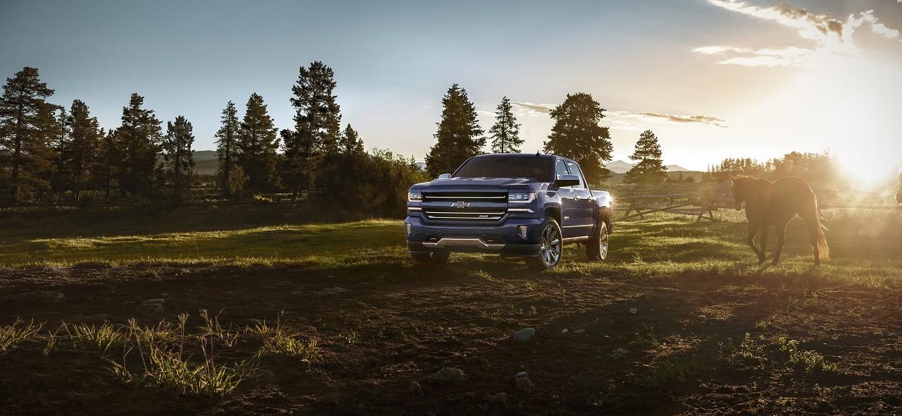 Foto de Chevrolet Silverado y Colorado edición Centennial (9/15)