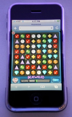 Bejeweled para iPhone