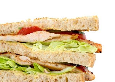 Motivos por los que el sándwich es el mejor tentempié de los deportistas