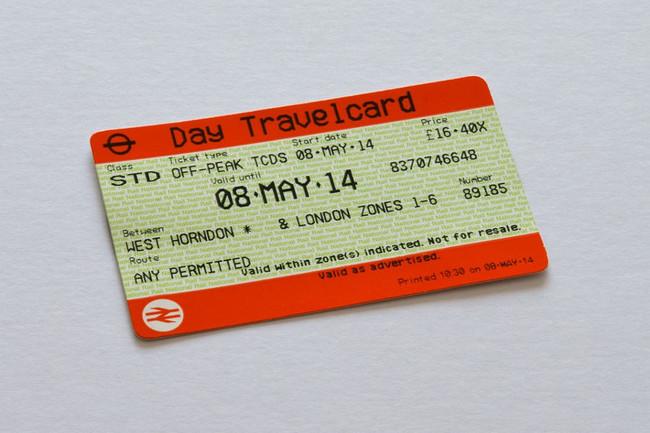 Ticket Viaje
