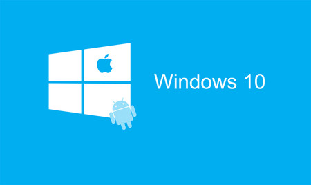 Microsoft quiere cerca a Android y iOS en Windows 10
