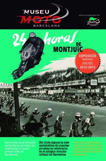 Exposición sobre las 24 horas de Montjuic, la magia de la montaña de Barcelona