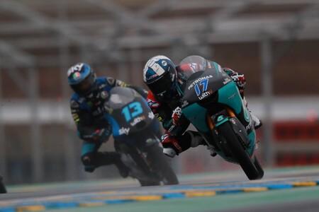 Mcphee Francia Moto3 2020
