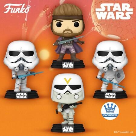 Star Wars Concept Funko POP disponibles en Amazon México