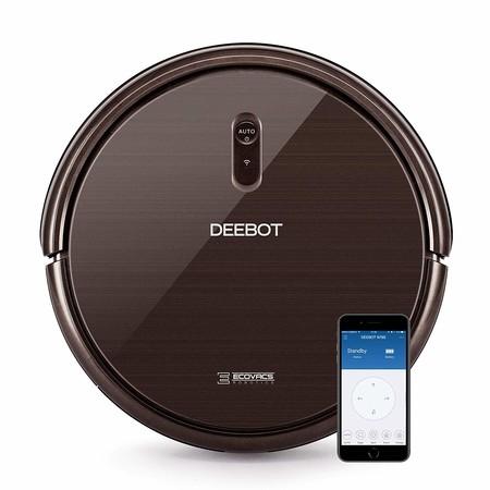 Oferta de Amazon en el robot de limpieza Ecovacs Deebot N79S: está rebajado a 134,90 euros con envío gratis
