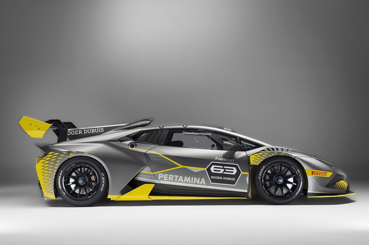 Foto de Lamborghini Huracán Super Trofeo Evo (4/11)