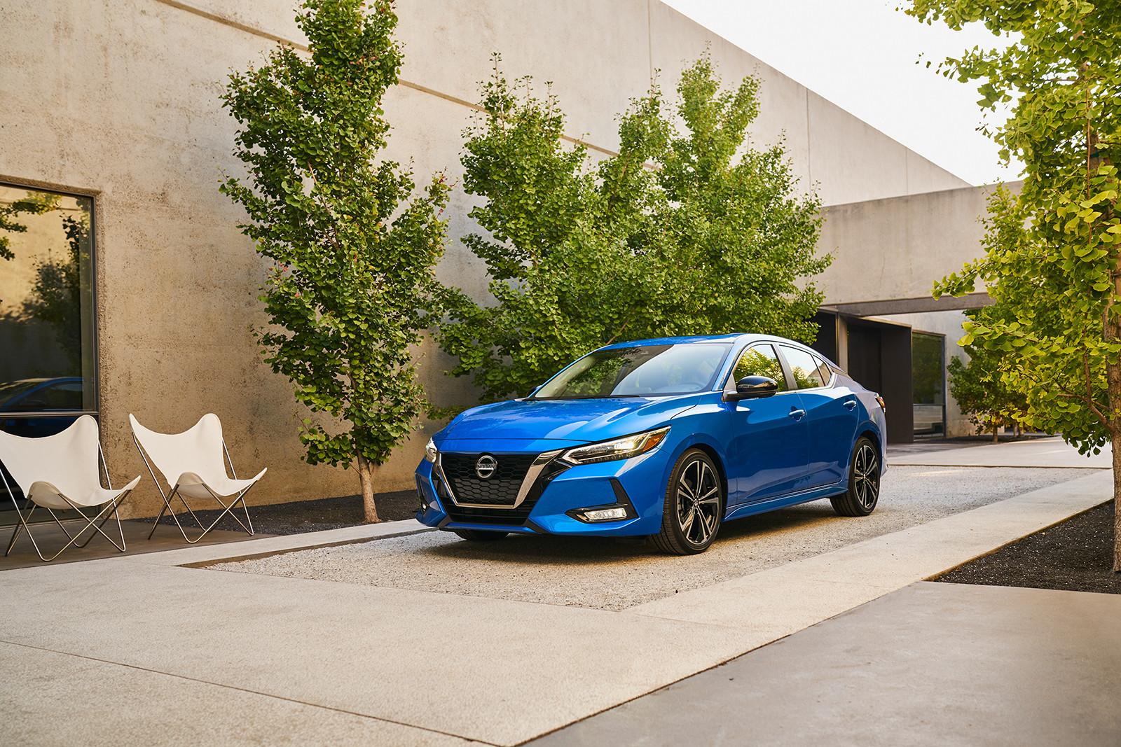 Foto de Nissan Sentra 2020 (7/44)