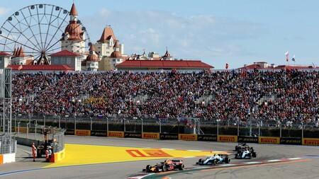 Rusia F1 2019
