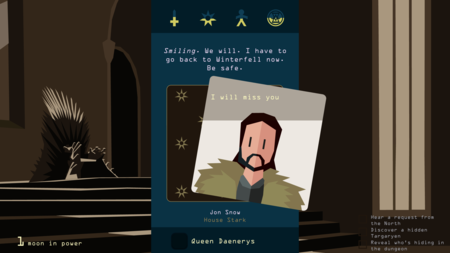 Reigns Game Of Thrones Jon Snow