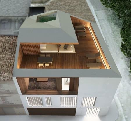 Una casa con unas increíbles vistas sobre la huerta valenciana con la firma de Ramón Esteve