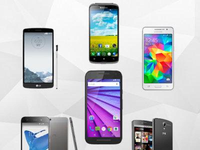 ¿Motorola Moto G 2015 tiene competencia en México?