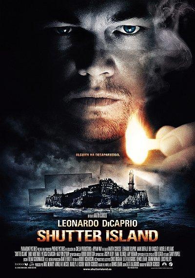 'Shutter Island', cartel español y fecha de estreno de lo nuevo de Martin Scorsese y Leonardo DiCaprio