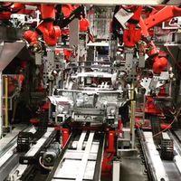 Elon Musk responde a los rumores sobre los retrasos en la producción del Tesla Model 3 con un vídeo del proceso