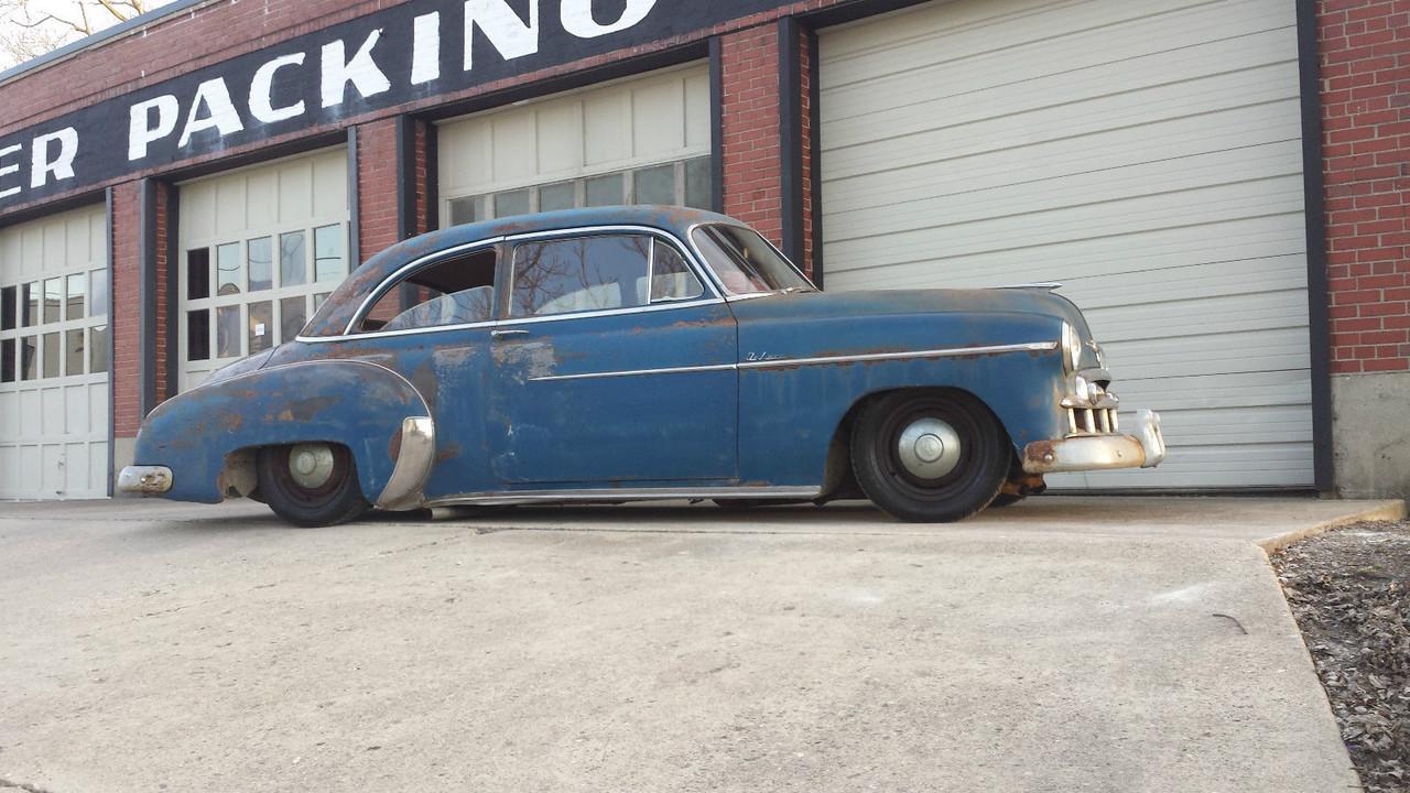Foto de 1949 Chevrolet DeLuxe (2/22)