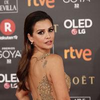 Goyas 2018: Mónica Cruz y su espectacular melena