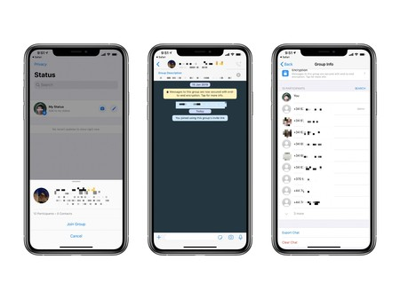 Grupos de WhatsApp en Google