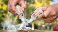 La química regresa a la fotografía con Smoke Drops