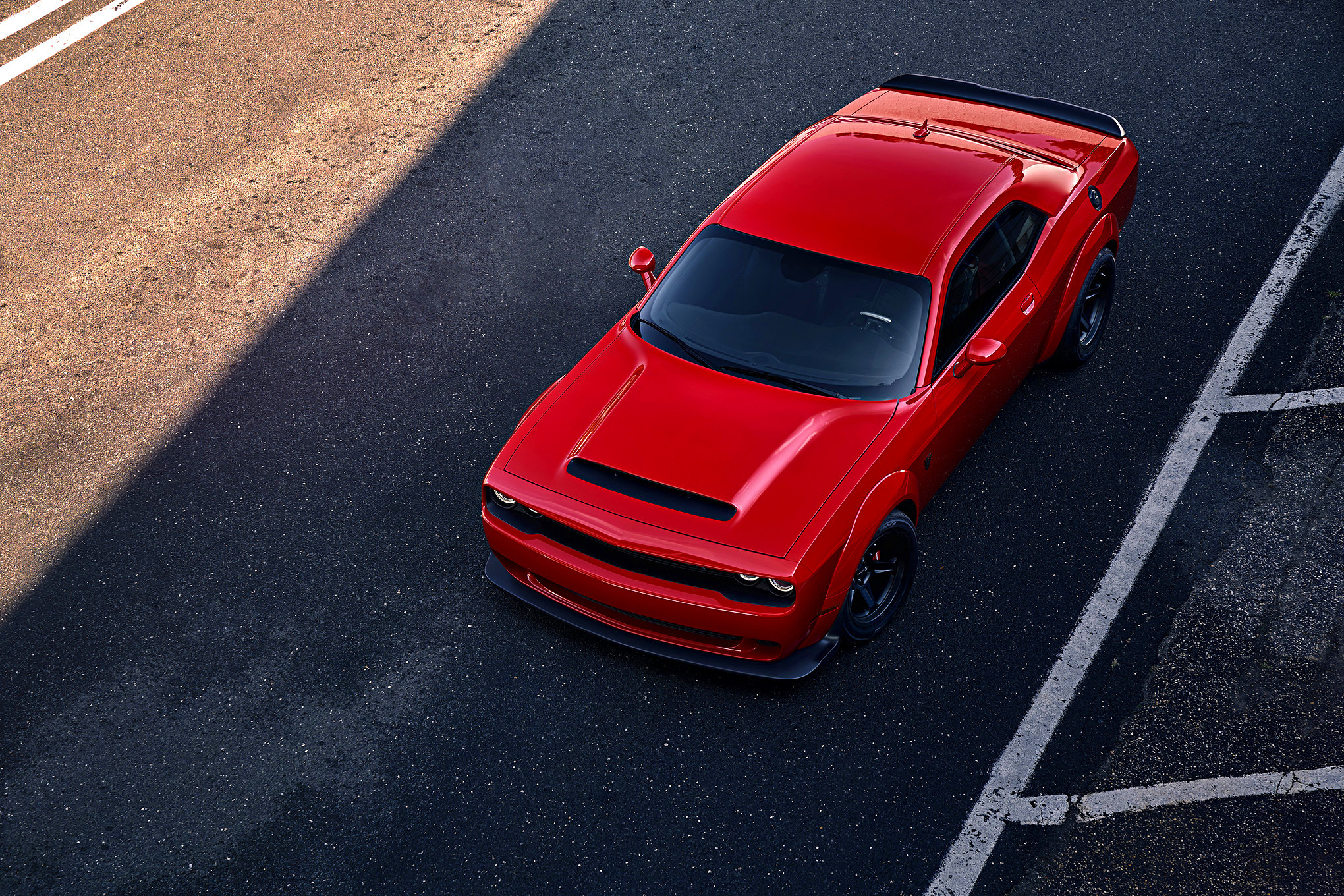 Foto de Dodge Challenger SRT Demon 2017 (2/82)