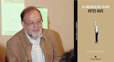 Manuel Reyes Mate, galardonado con el Premio Nacional de Ensayo 2009