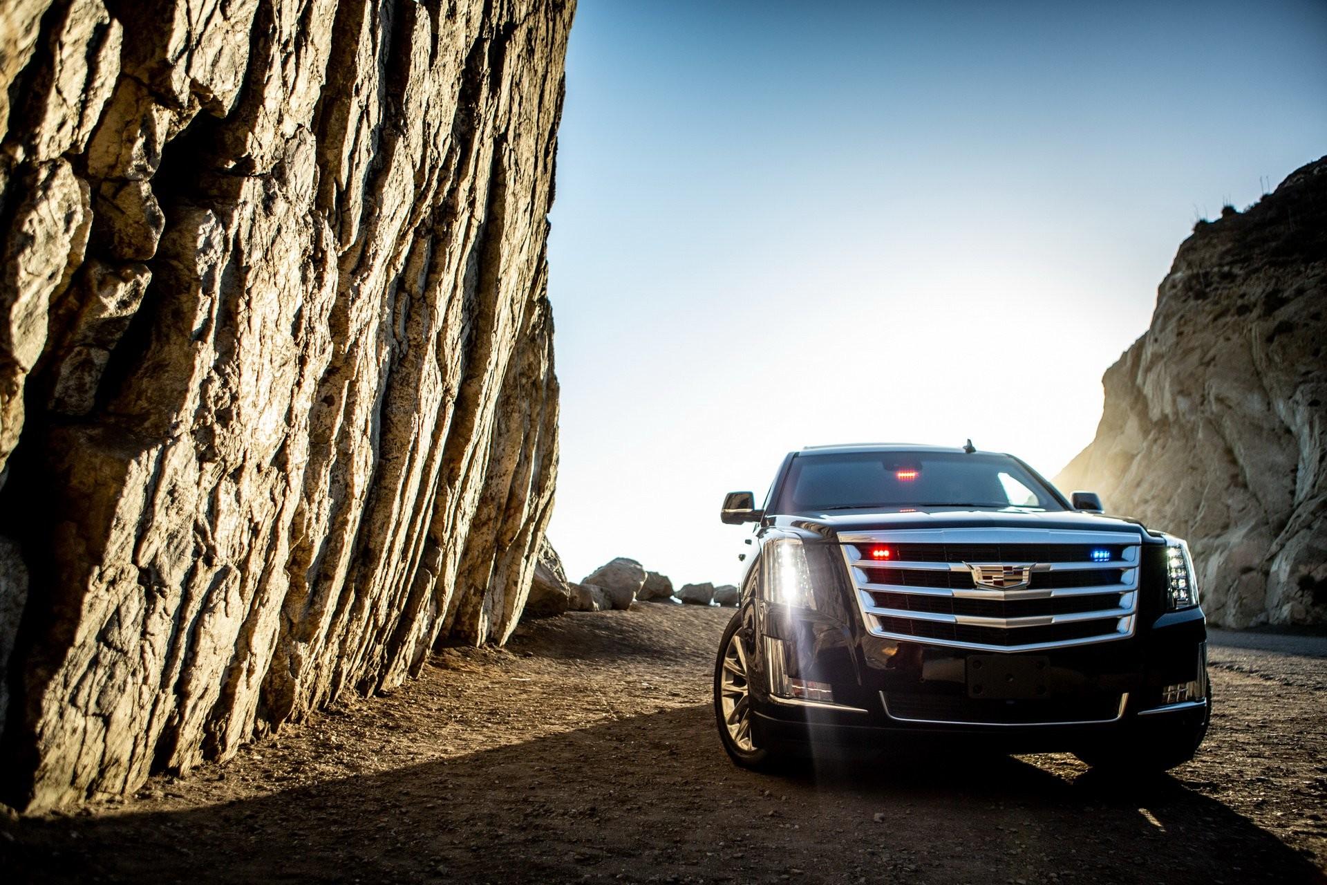 Foto de AddArmor Cadillac Escalade (2/21)