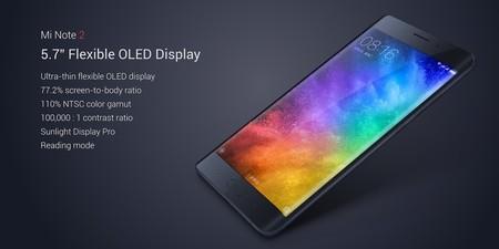 Xiaomi Mi Note 2 Oficial 2