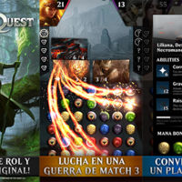 Magic: Puzzle Quest, el nuevo juego 'match 3' con batallas de cartas de Magic: The Gathering