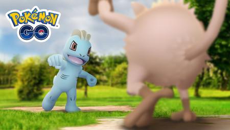Los Pokémon de tipo Lucha y los combates de entrenadores protagonizan el evento Desafío Lucha de Pokémon GO