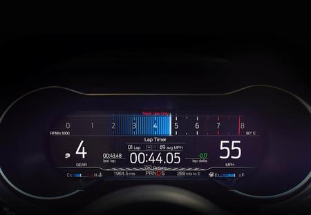 Ford Mustang GT 2018 instrumentos