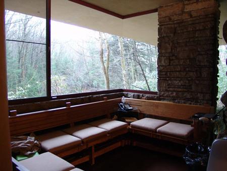casa de la cascada - detalle ventana