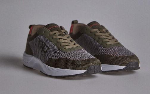 Sneaker runner piso ligero a dos tonos