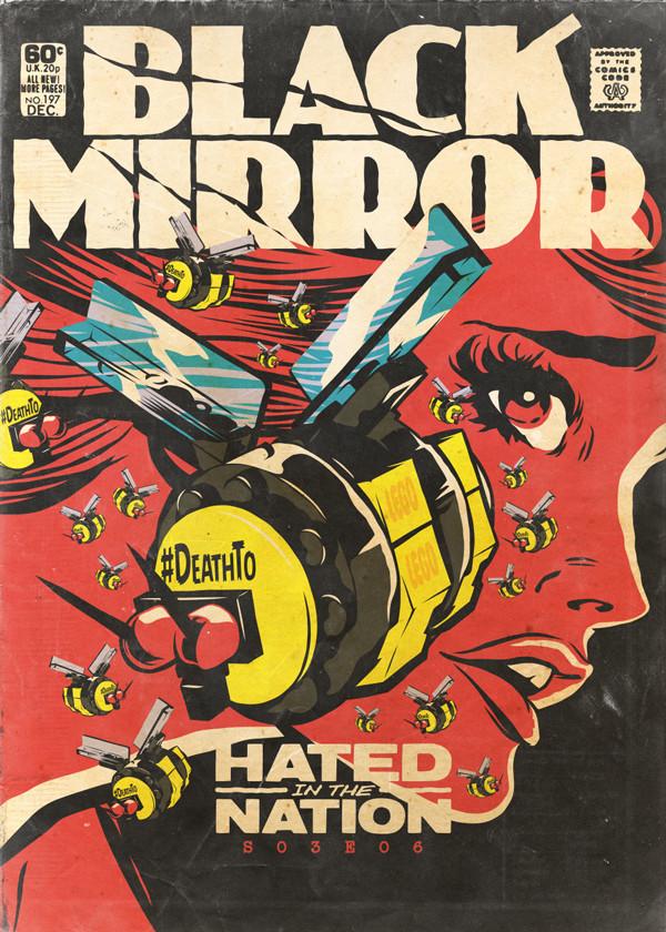 Foto de Portadas cómic 'Black Mirror' (9/14)
