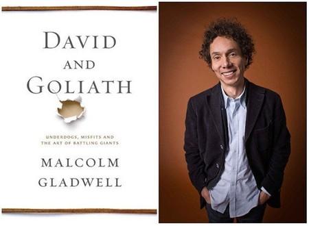 [Libros que nos inspiran] 'David y Goliat' de Malcolm Gladwell: desvalidos, inadaptados y el arte de luchar contra gigantes