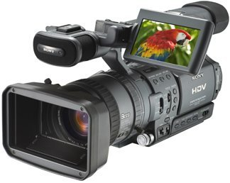 Sony presenta la primera cámara HDV para el mercado de consumo